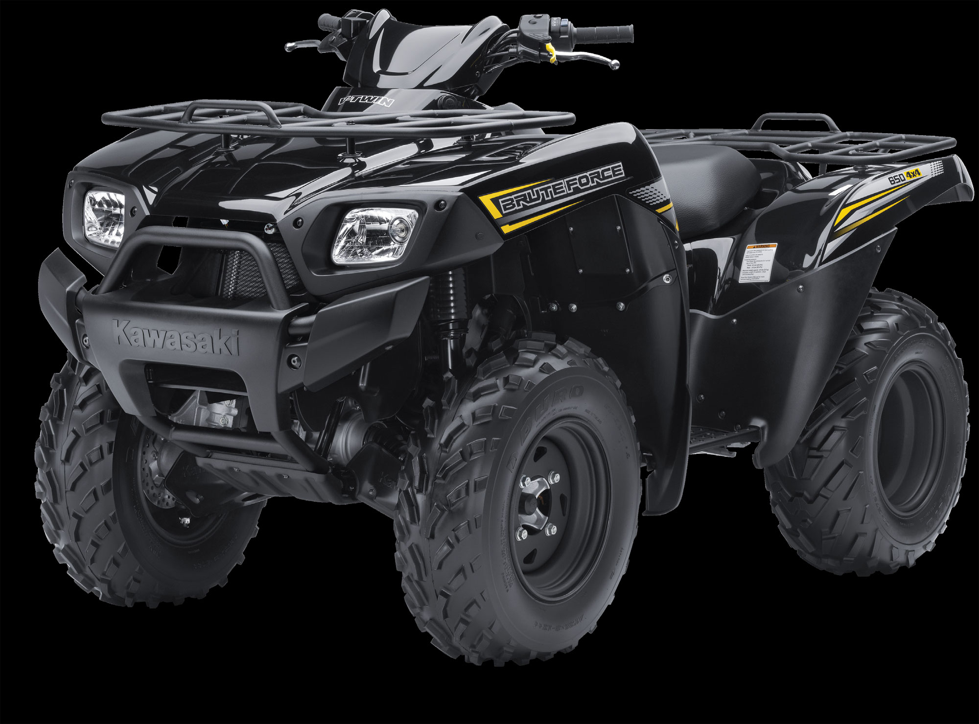 Kawasaki Brute Force 650 4x4 2011 images #86180