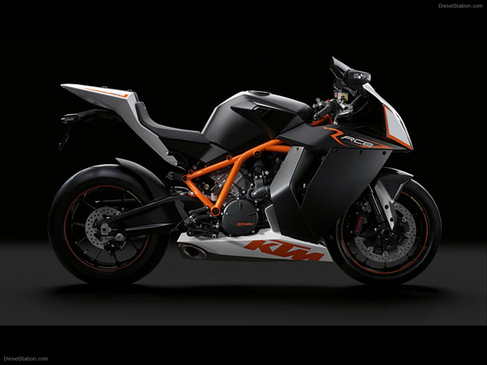 KTM 1190 RC8 R wallpapers #135427