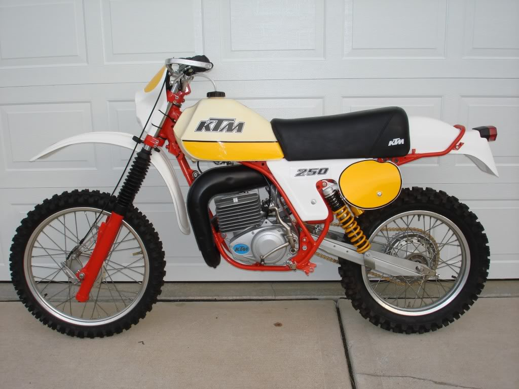 1986 ktm 250 gs enduro sport pic 18. Black Bedroom Furniture Sets. Home Design Ideas