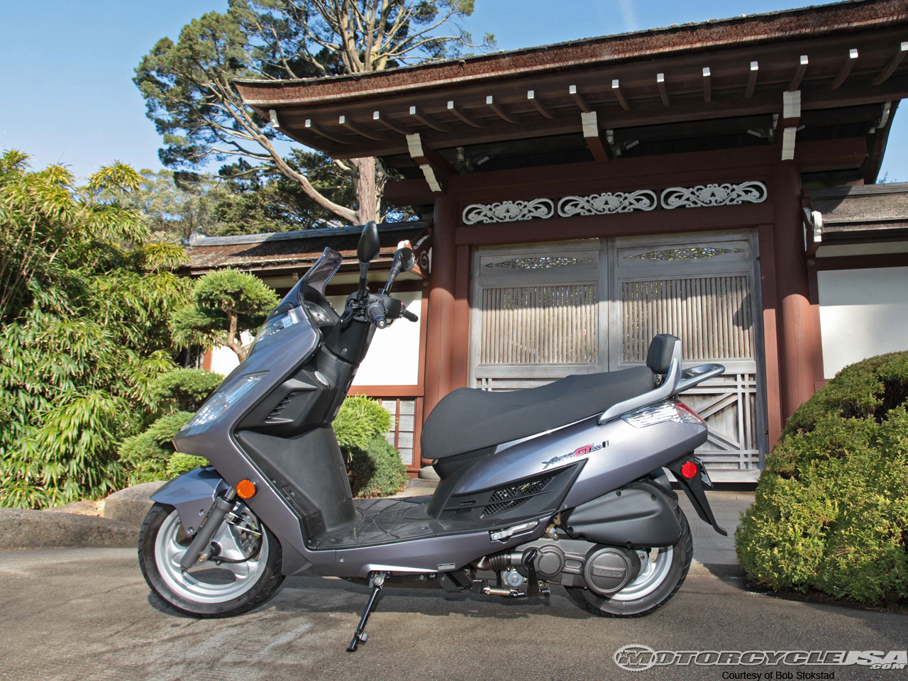Kymco Yager 200 2010 images #102049