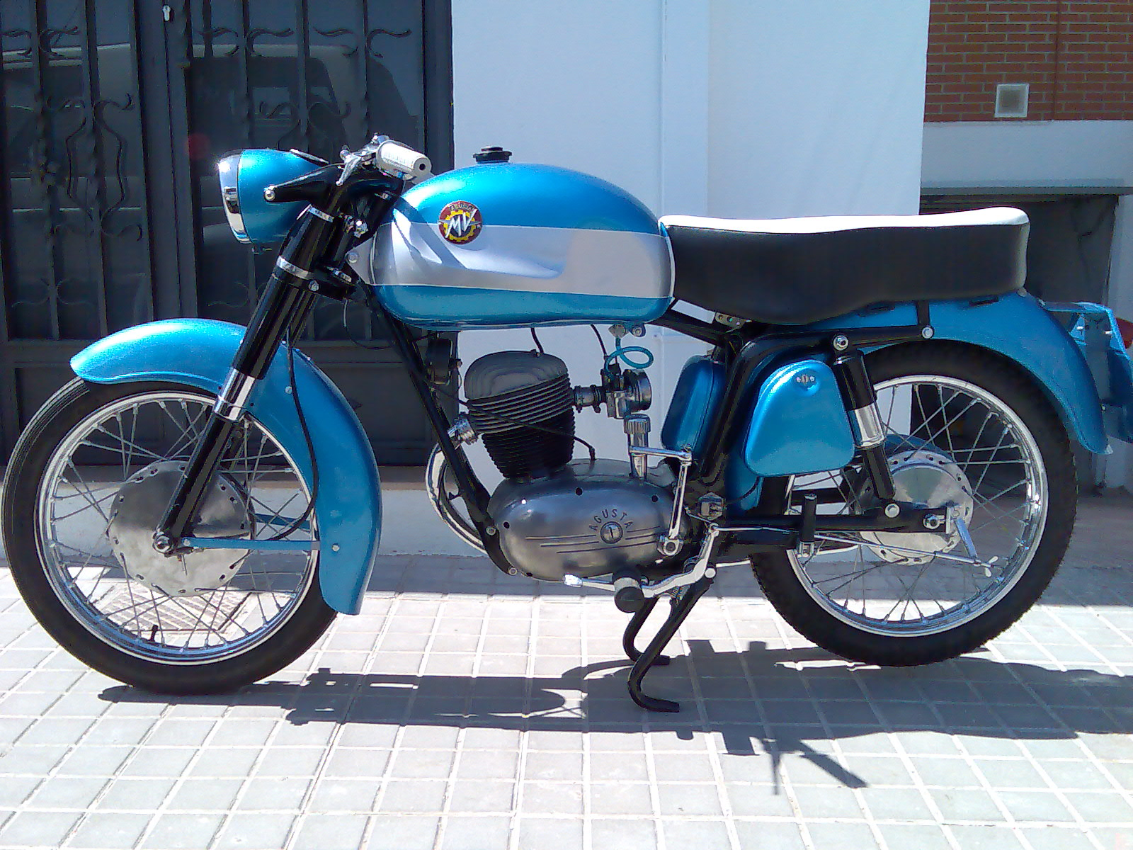 MV Agusta 150 RSS 1971 images #113297