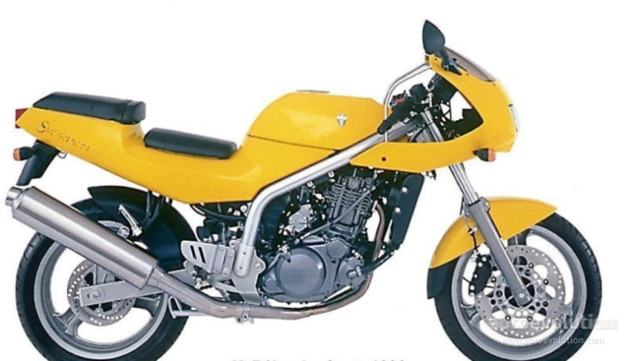 MZ Skorpion 660 Sport 1995 images #116467
