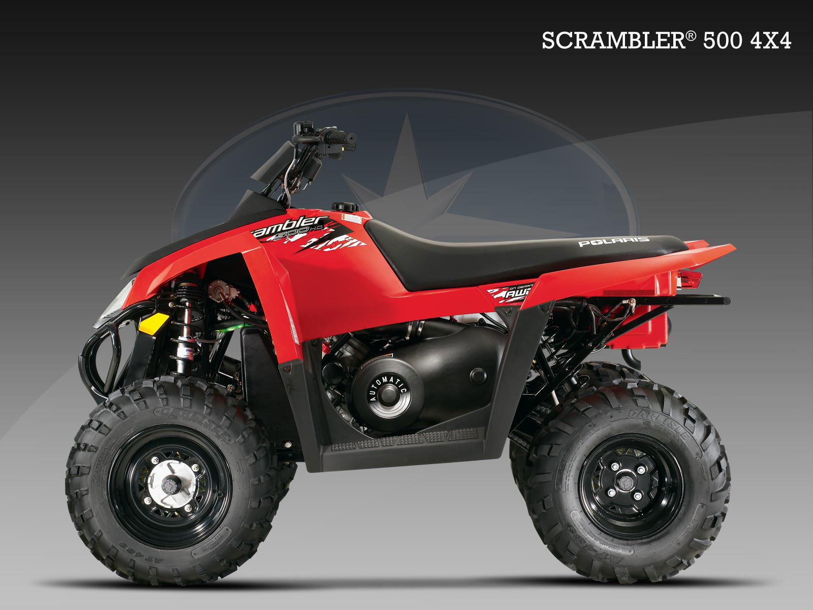 Polaris Scrambler 500 2008 images #121288