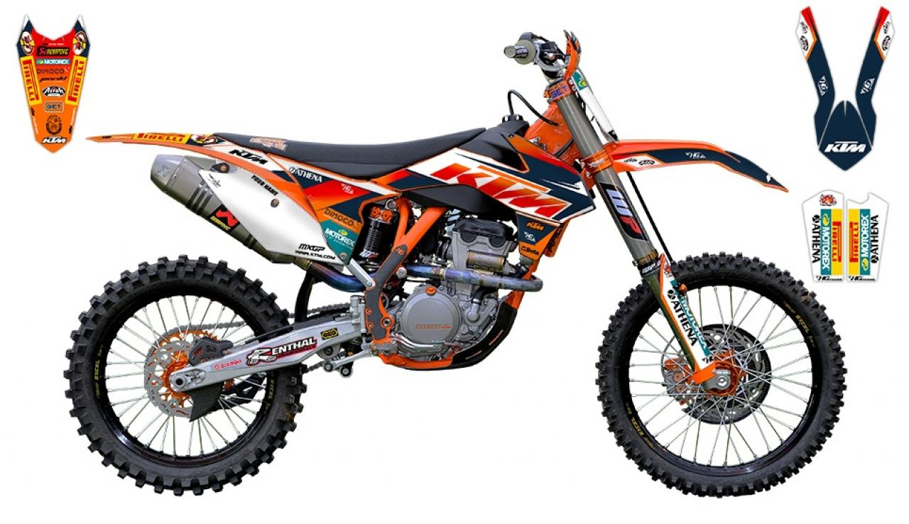 Sherco 125 Enduro Shark Replica images #124650