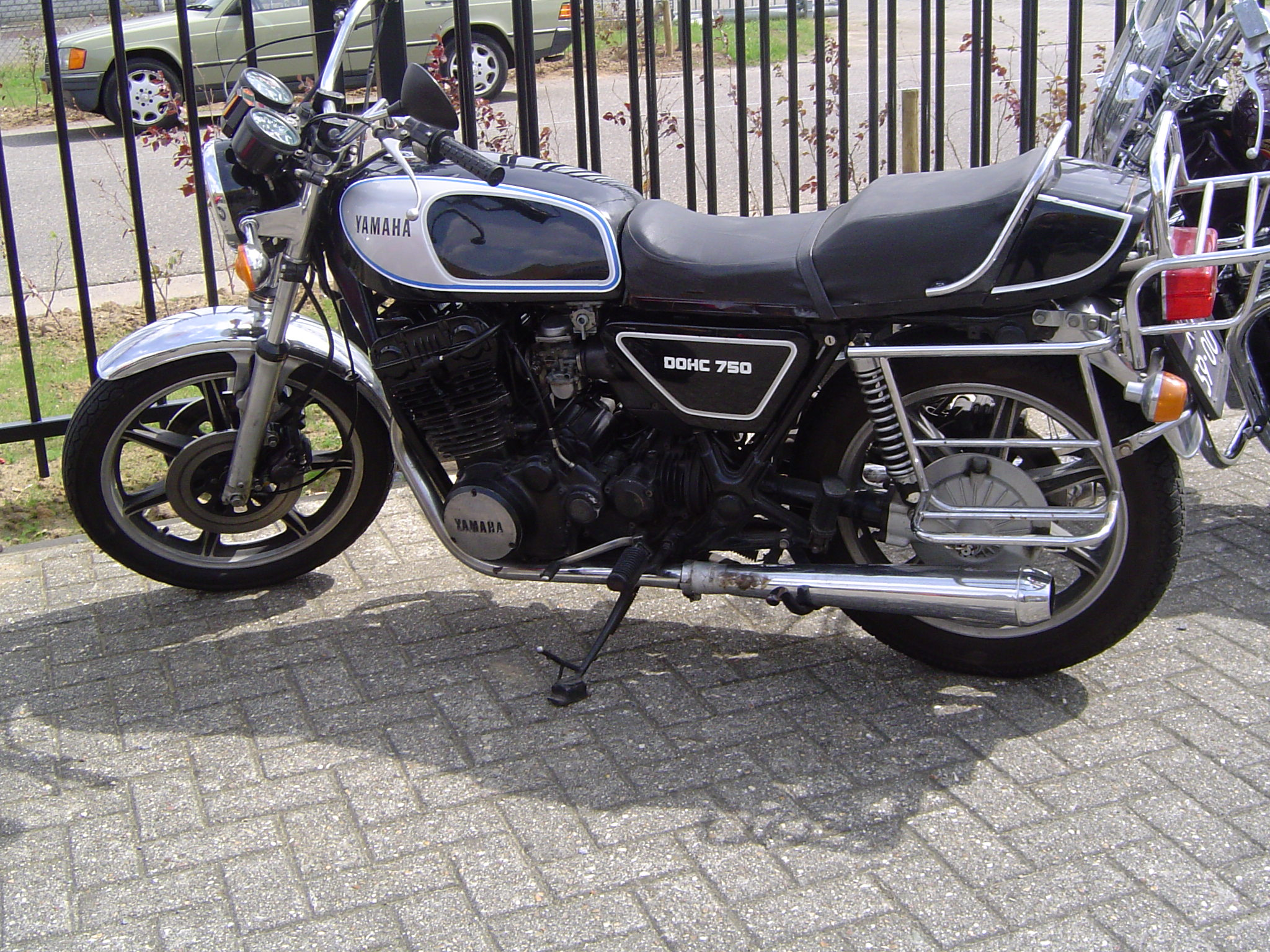Back Download Yamaha XS 500 picture # 14, size 2048x1536 Next