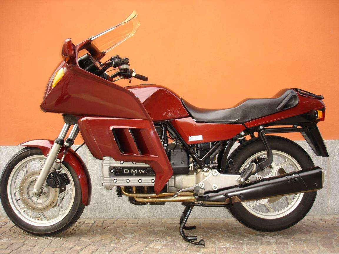 BMW K100RT images #12229