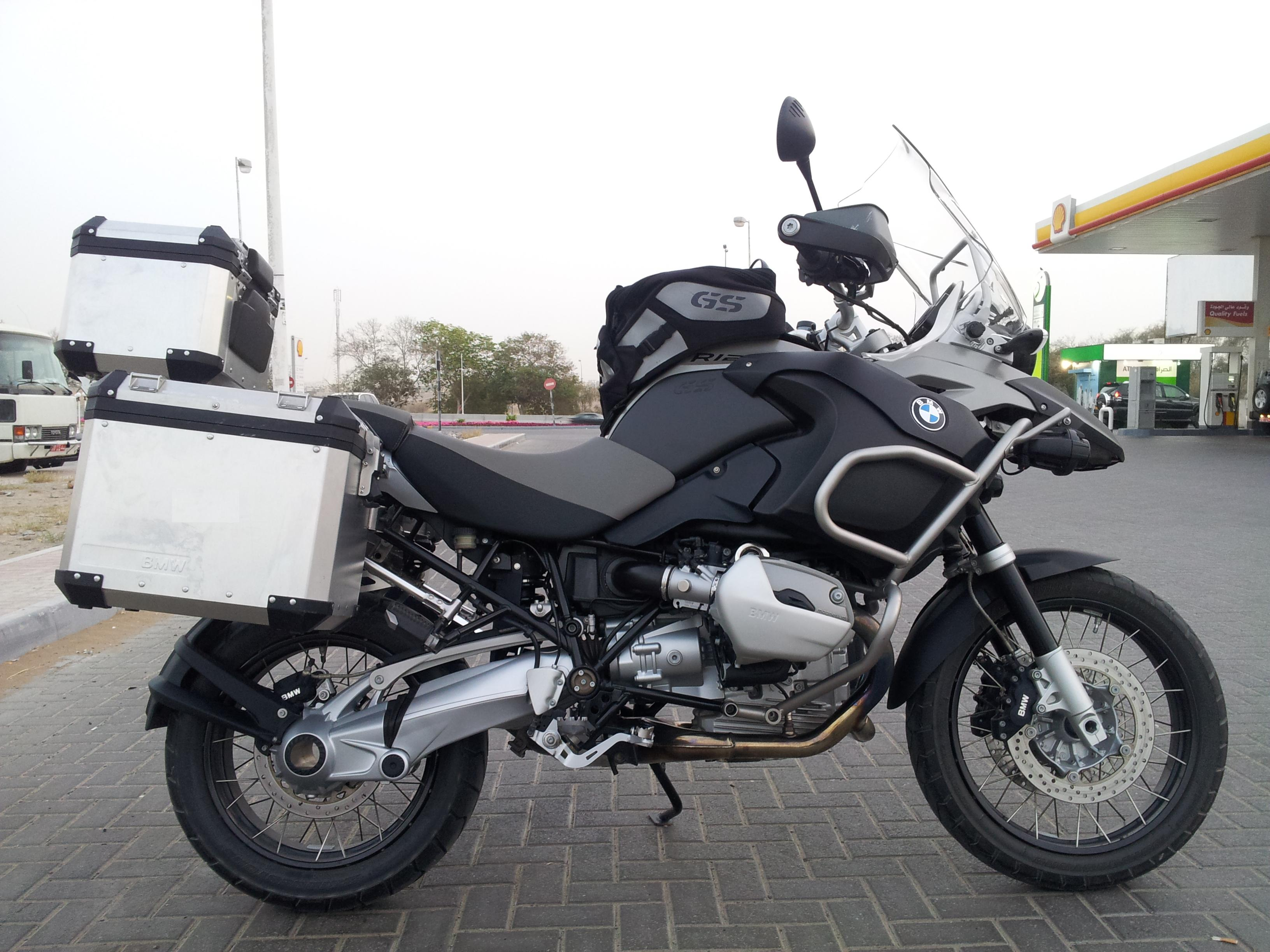 BMW R1200GS images #7968
