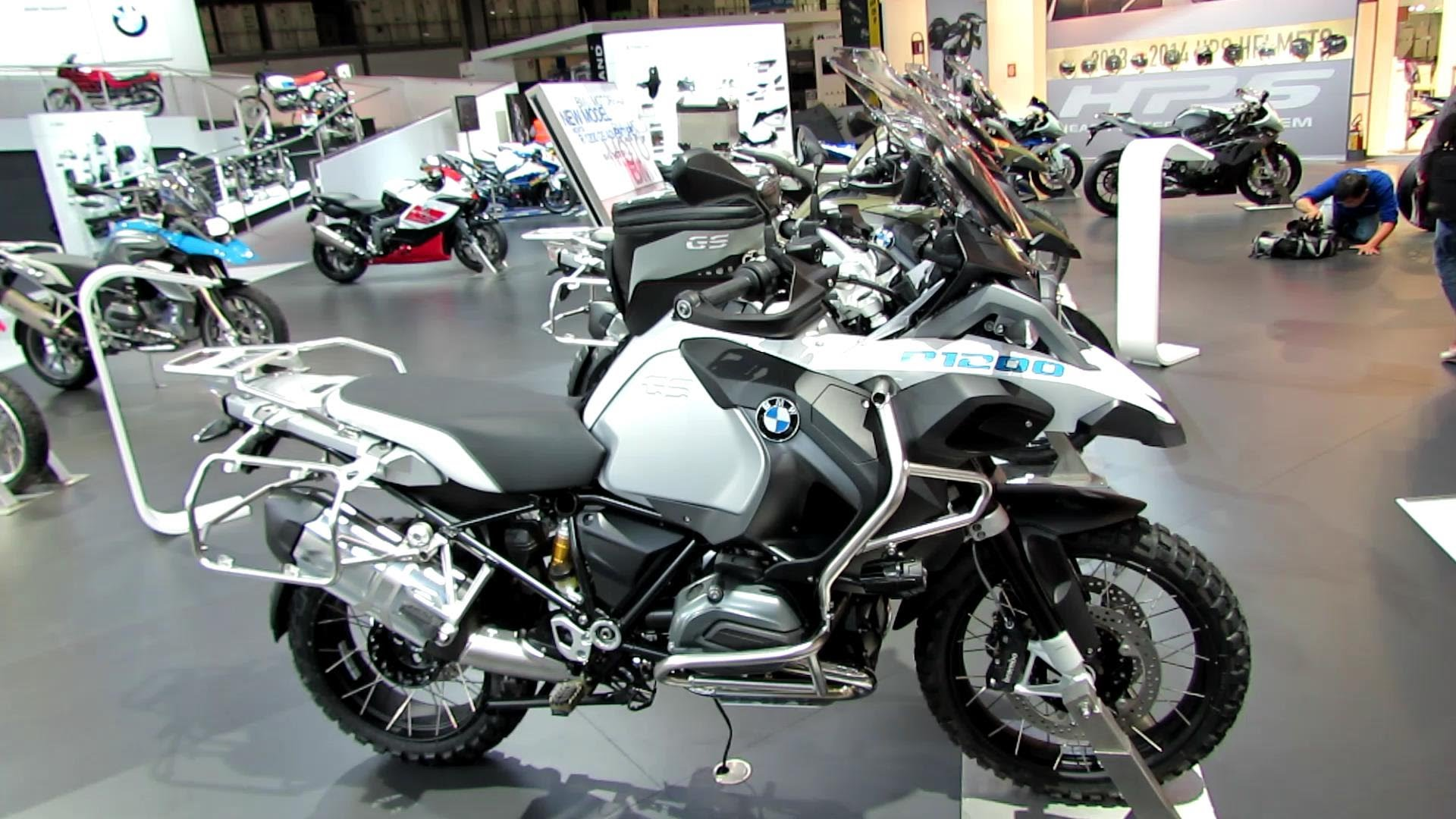 BMW R1200GS Adventure 2015 images #78348