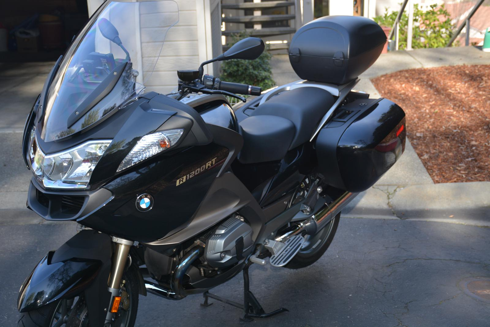 BMW R1200RT 90 Years Special Model images #8946