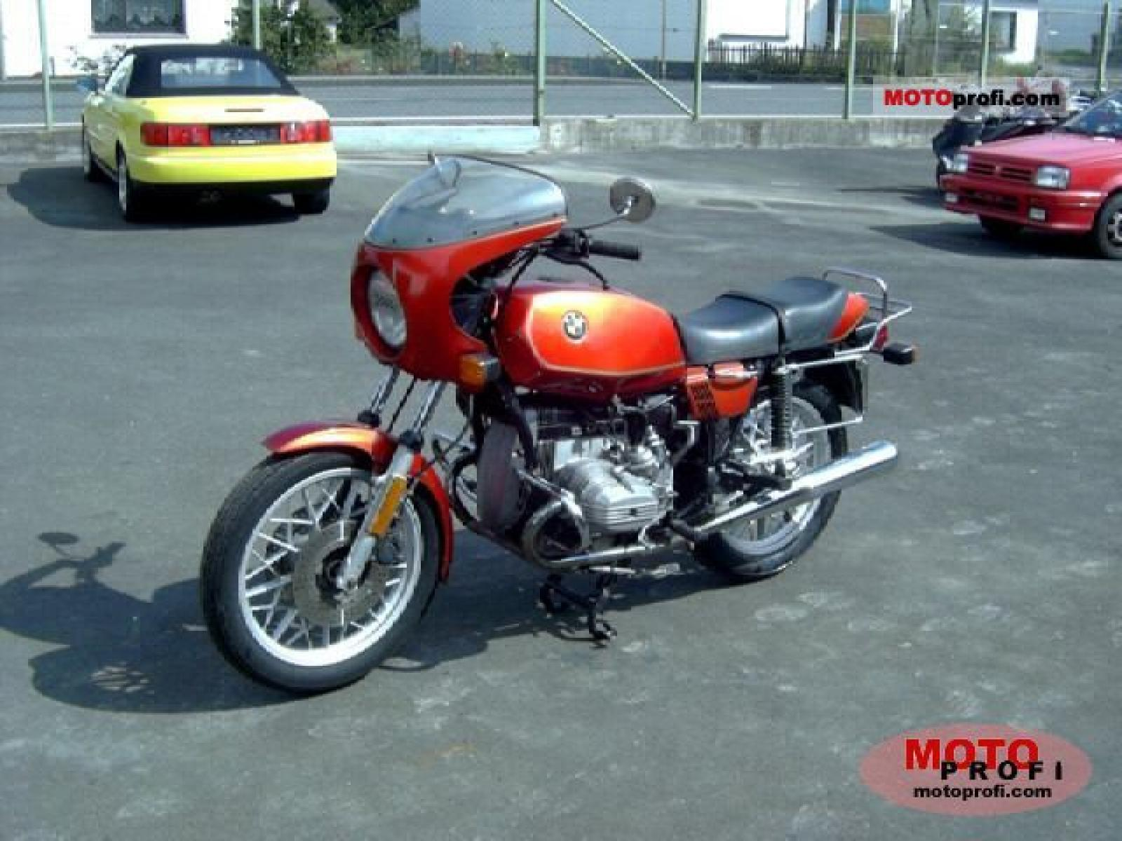 BMW R45 (reduced effect) 1985 images #77162