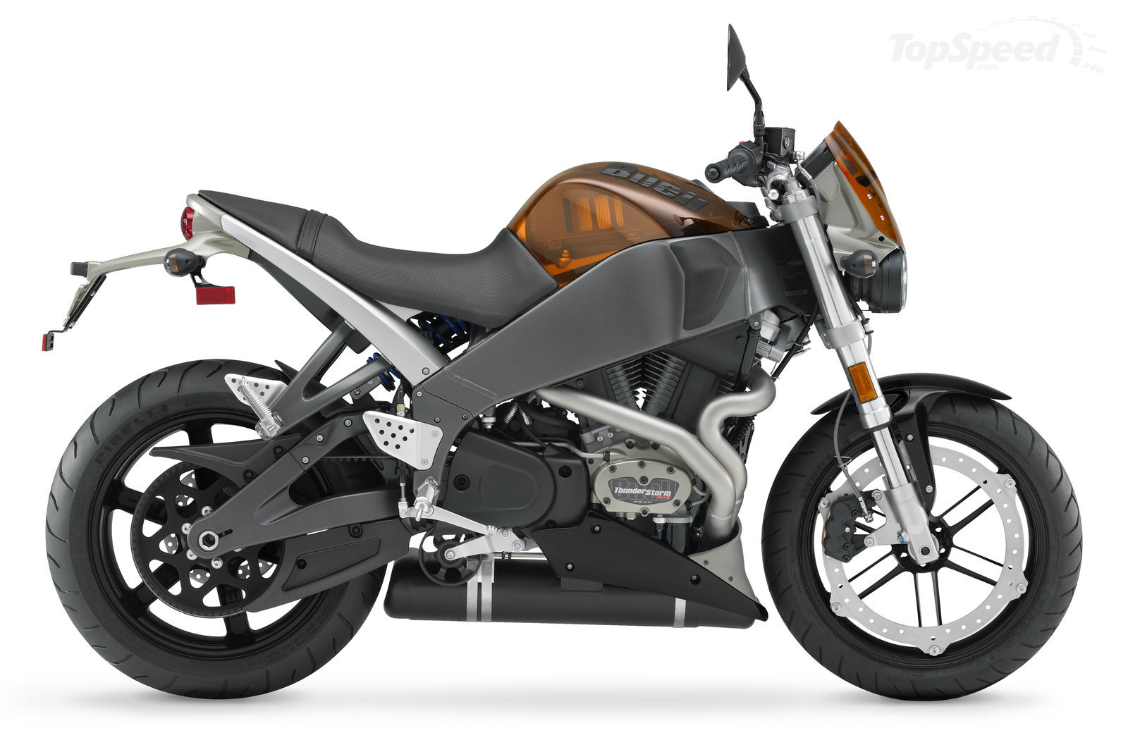 Buell Lightning XB12S 2004 images #93920