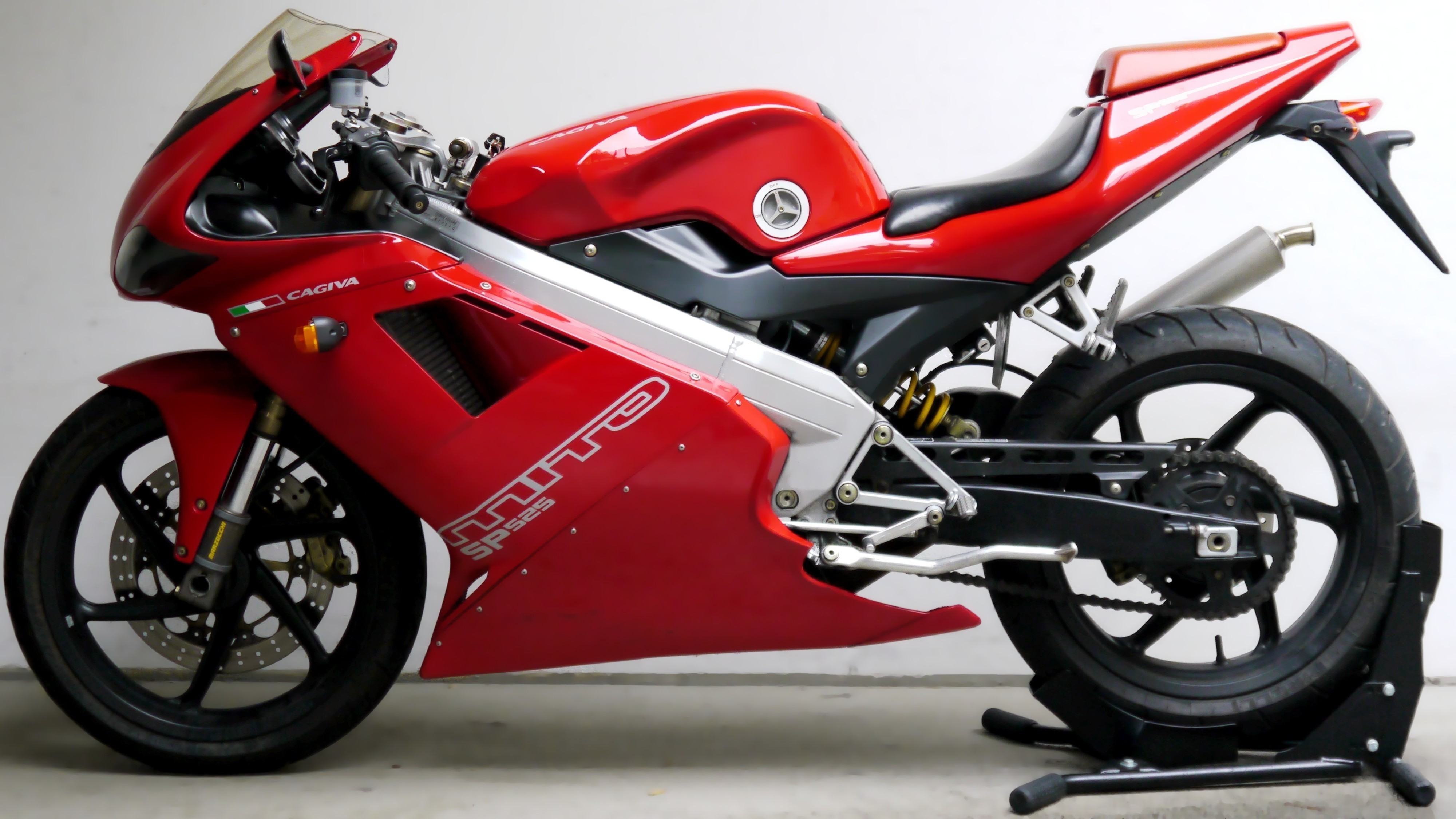 Cagiva Planet 125 1999 images #67378