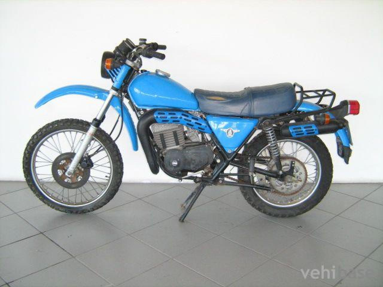 Cagiva SX 350 1981 images #94218