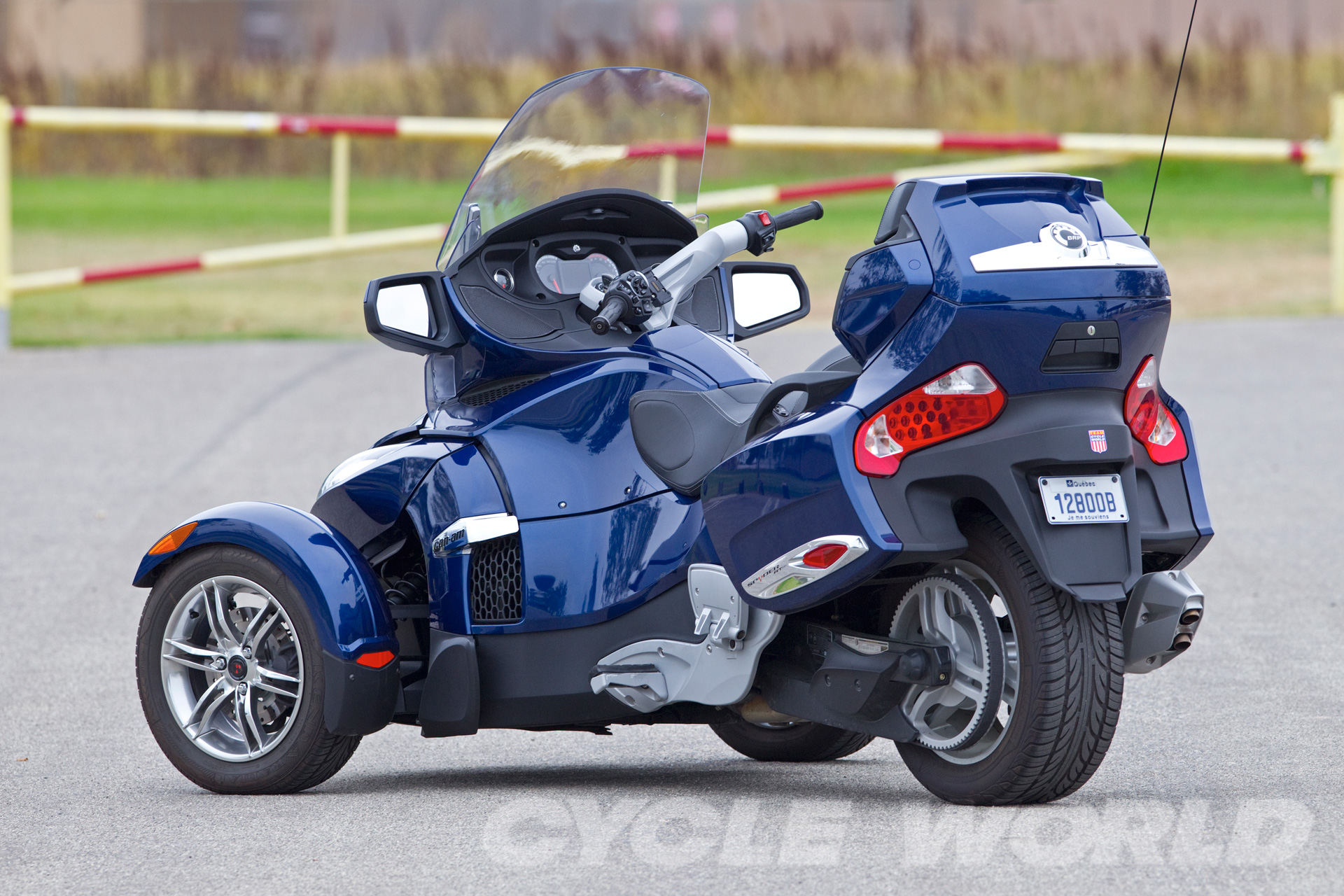 Can-Am Spyder RT-S 2014 images #172319