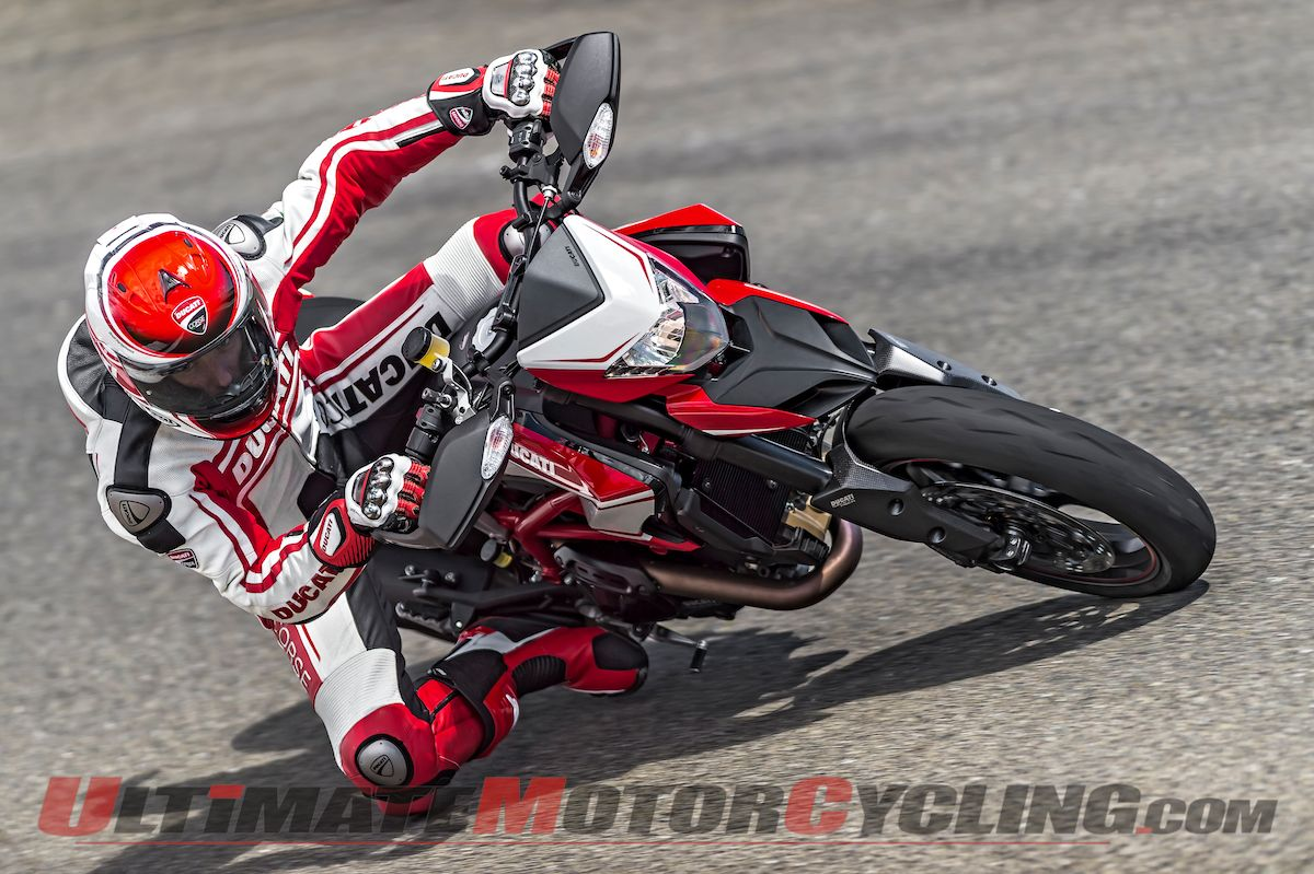 Ducati Hypermotard SP 2015 images #79639