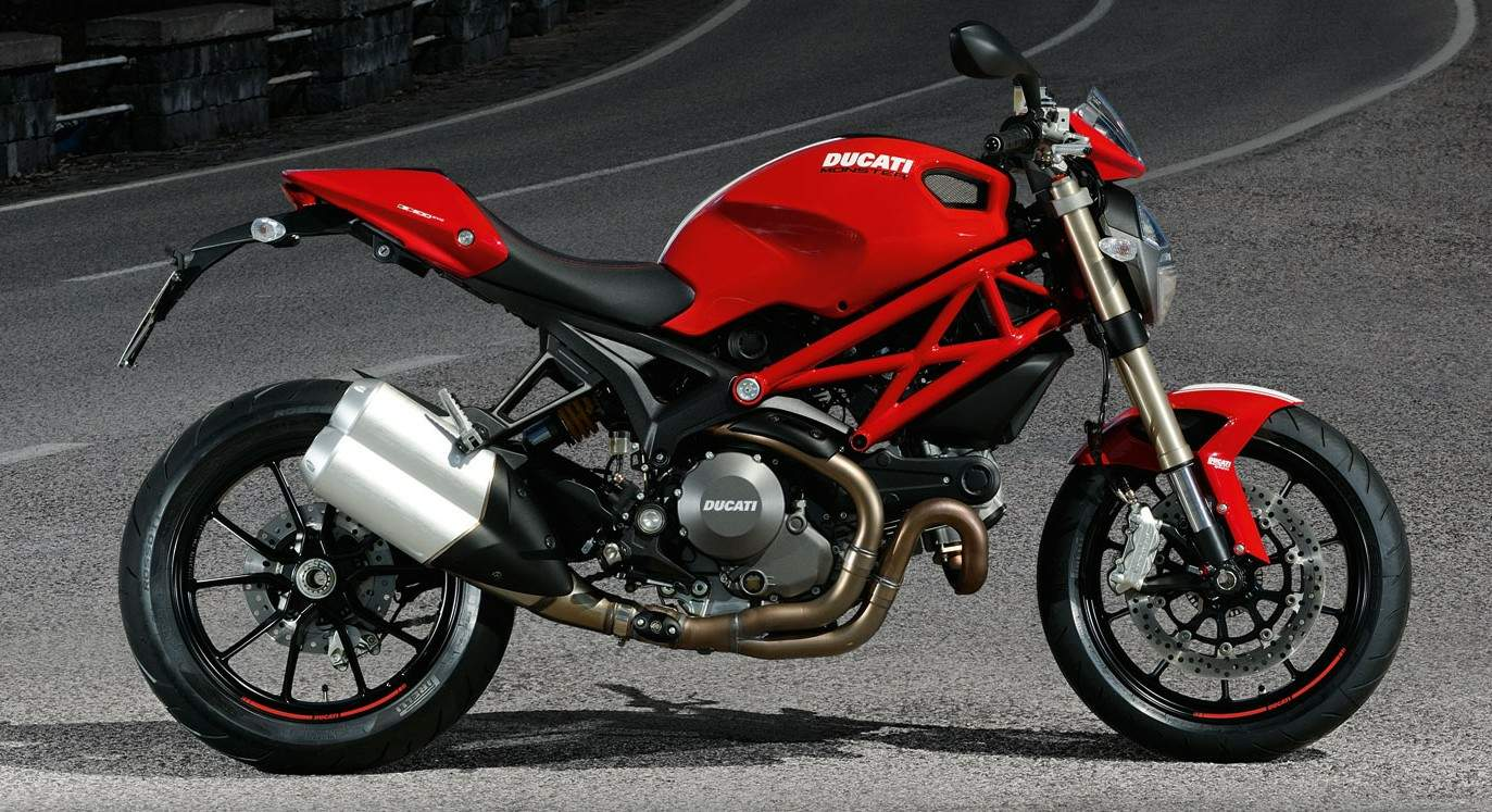 Ducati Monster  Aftermarket Seat