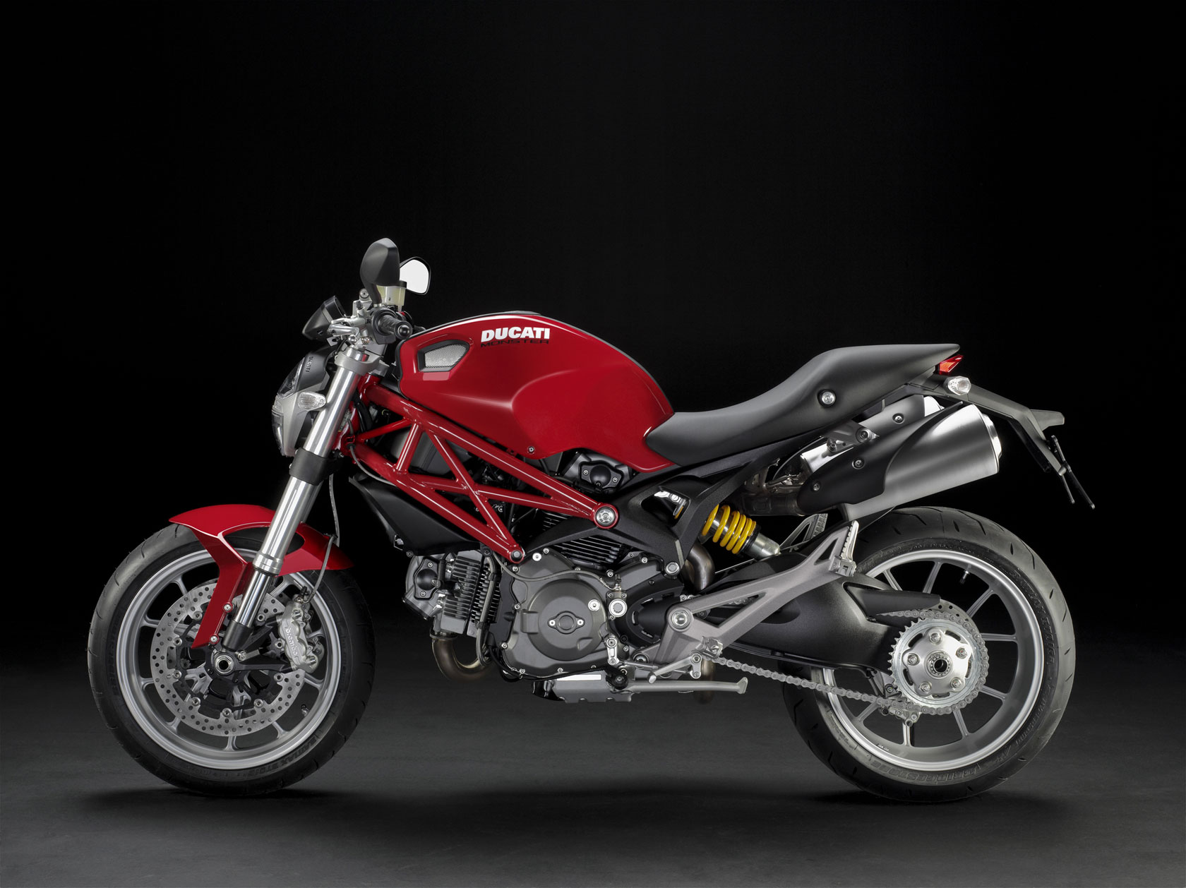 Ducati Monster 1100 S 2010 images #79342