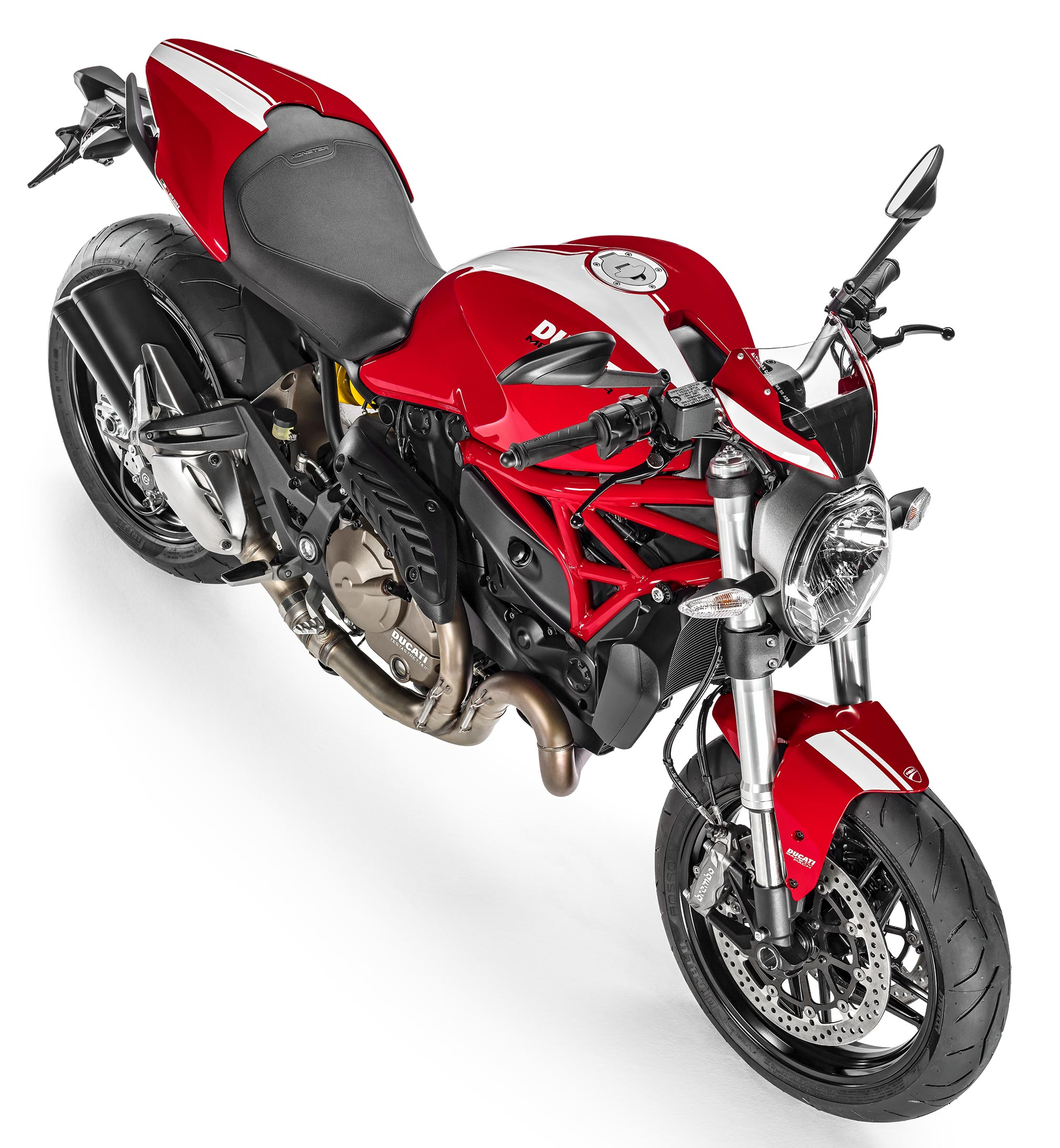 ducati monster 821 stripe pics specs and list of seriess by year. Black Bedroom Furniture Sets. Home Design Ideas