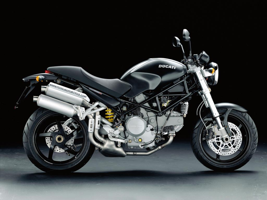 Ducati Monster S2R 800 2005 images #79143
