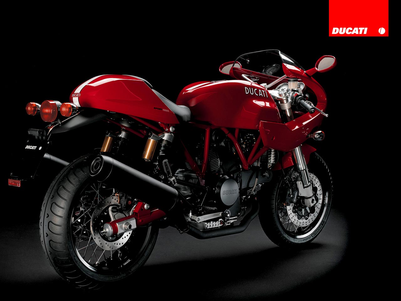 Ducati Sport 1000 S: pics, specs and list of seriess by ...