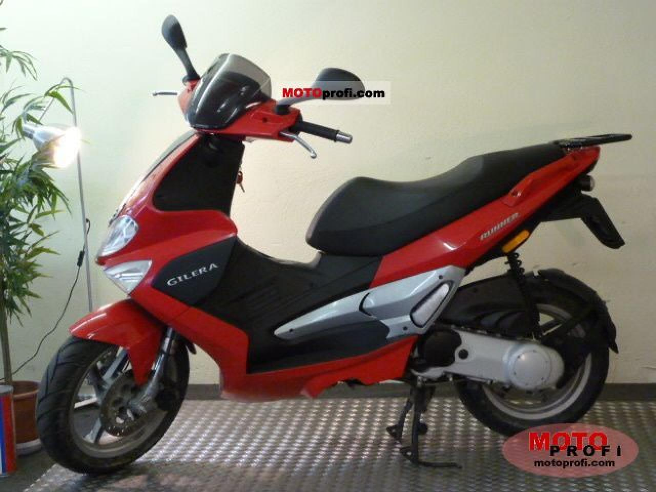 Gilera Runner Racing Replica 2006 images #96204