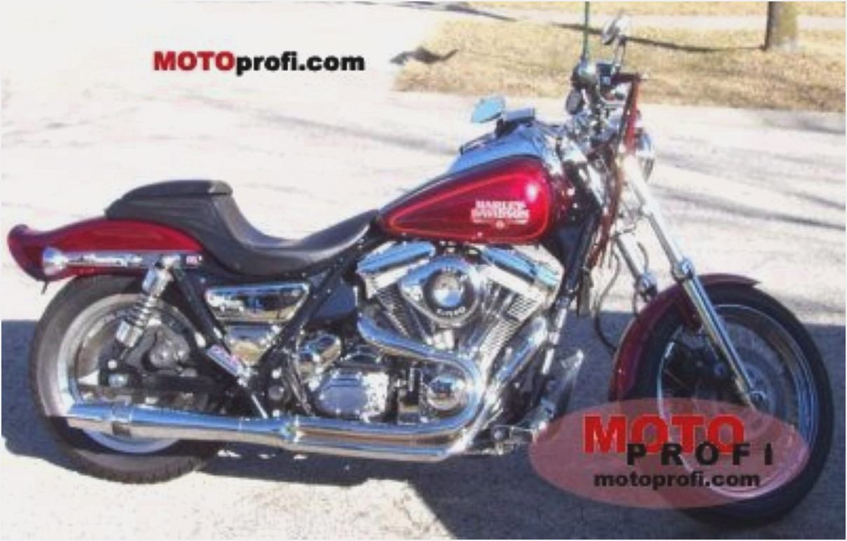 Harley-Davidson FXRS-SP Low Rider Sport pics #29106