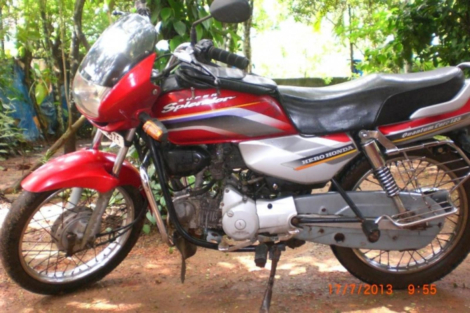 Hero Honda 125 Super Splendor 2008 images #74795