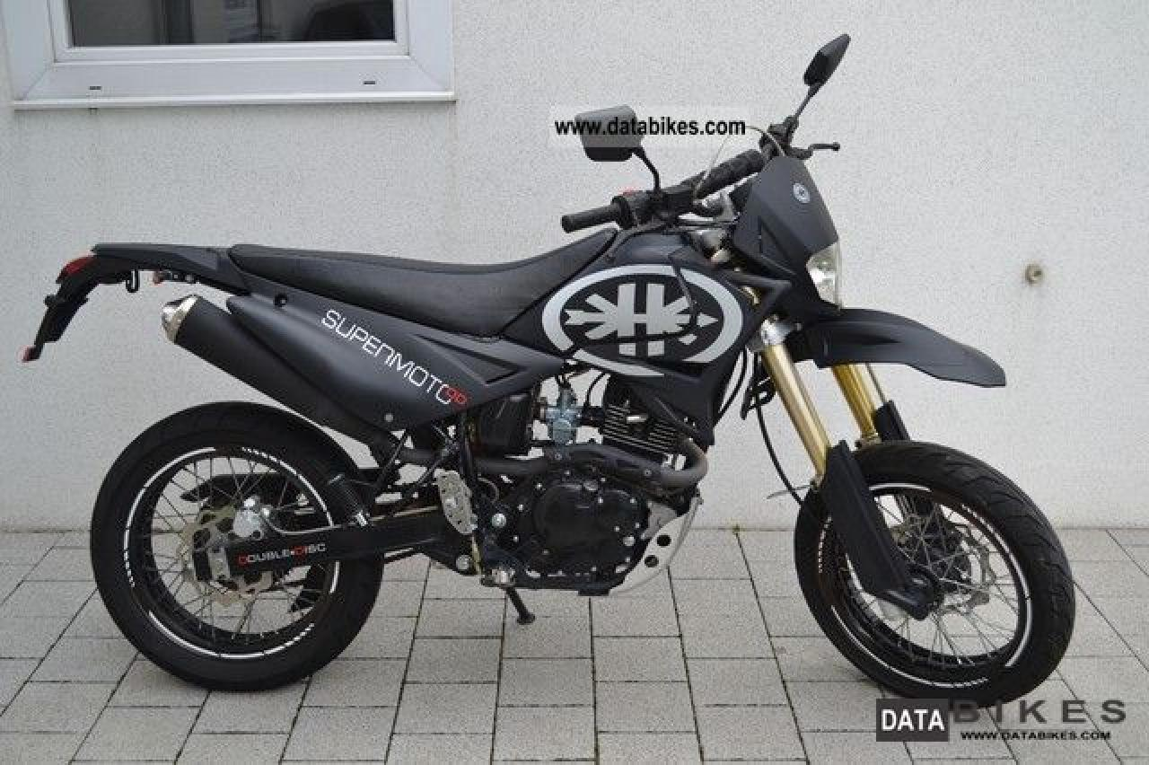 2008 Kreidler Supermoto 250 DD: pics, specs and ...
