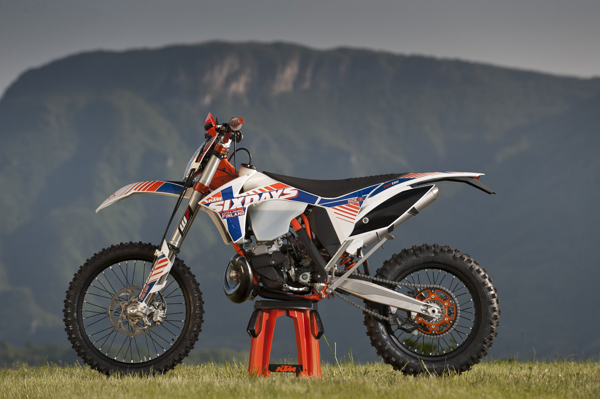KTM 250 EXC-F SixDays wallpapers #161311