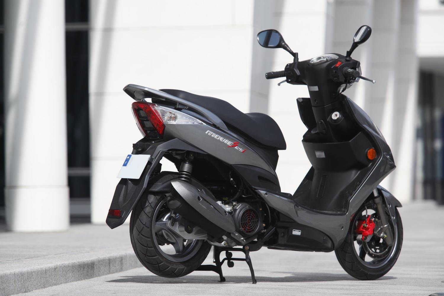 Kymco Movie XL 125 2003 images #101362