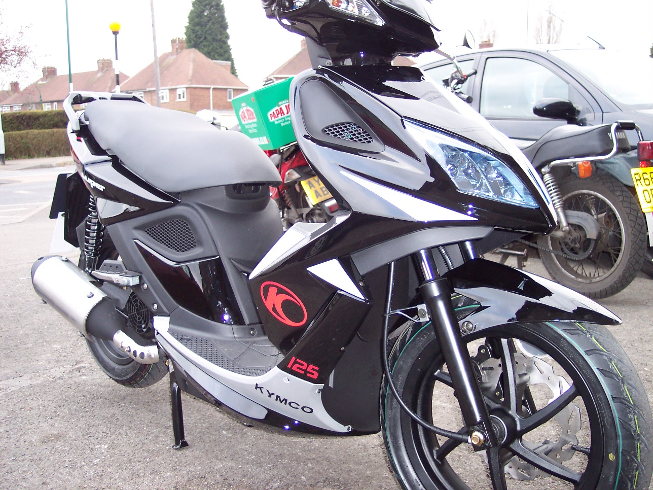 Kymco Super 8 50 2T 2011 images #101262