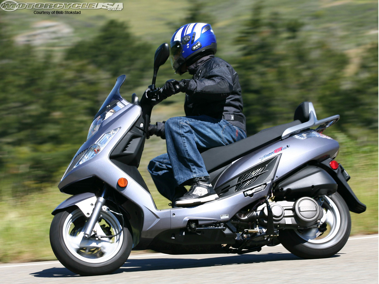 Kymco Yager 200 2010 images #102050