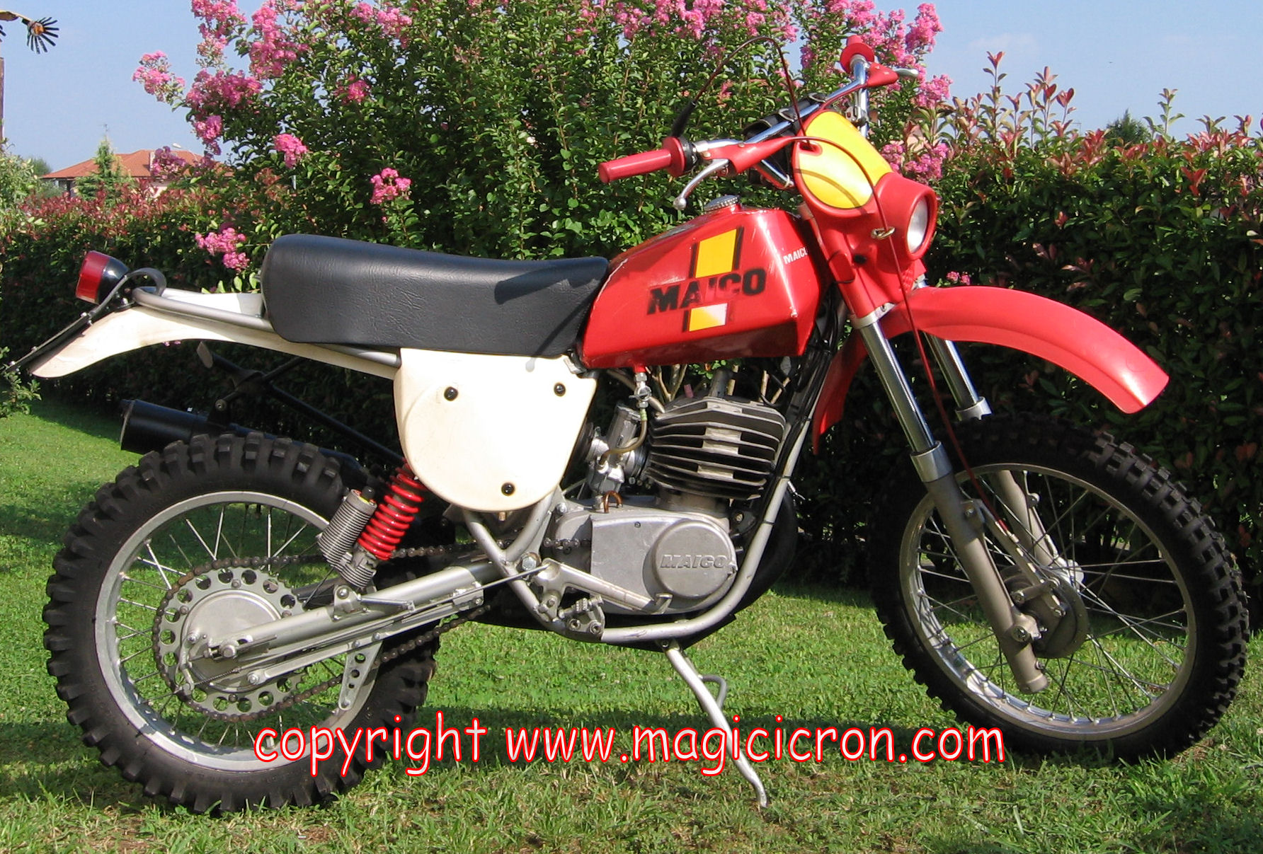 Maico MD 250/6 1975 images #101951