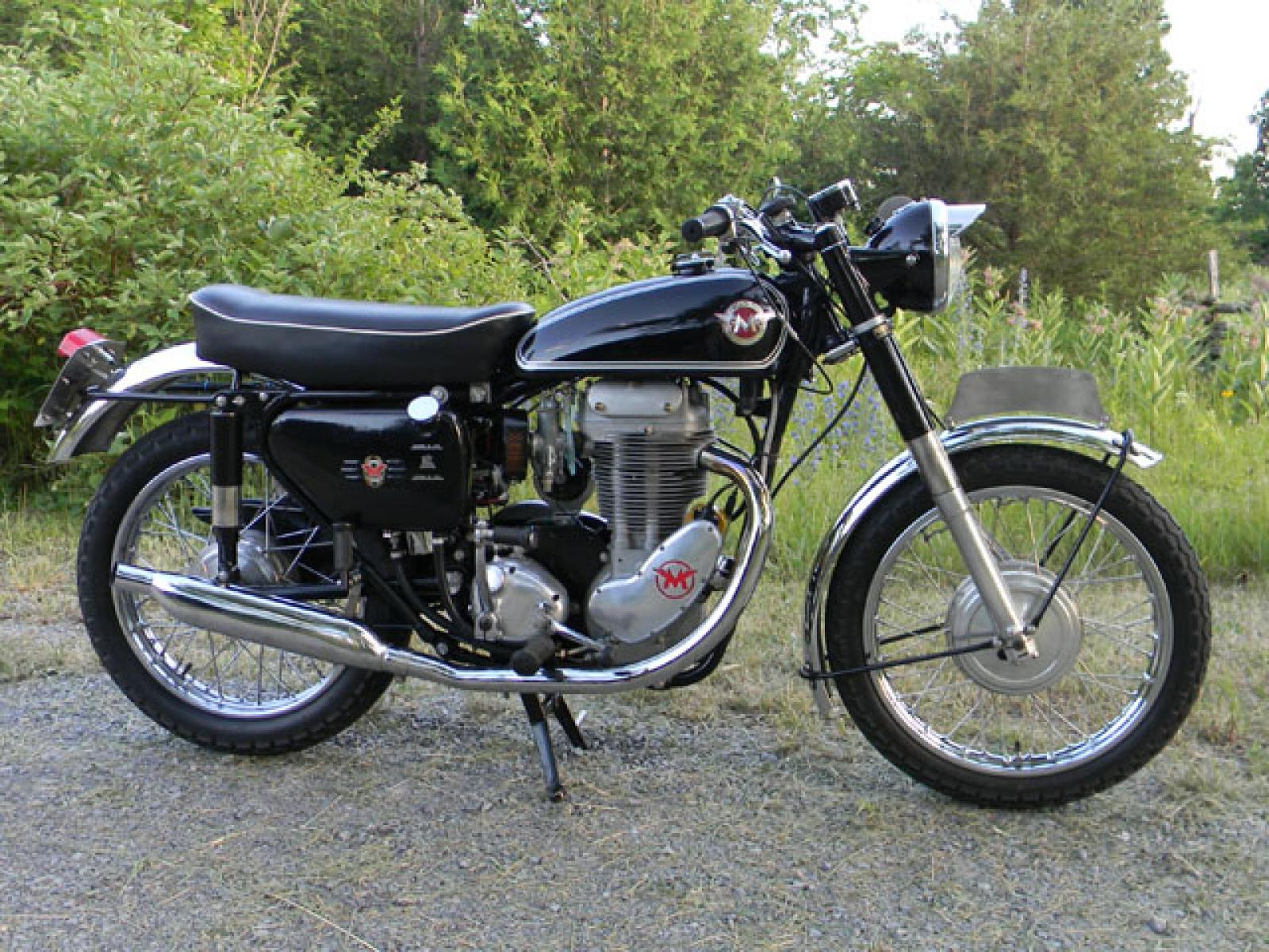 Matchless G 80 K 1989 images #104115