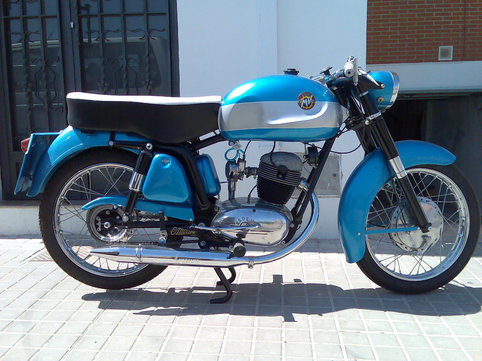 MV Agusta 150 RSS 1971 images #113298