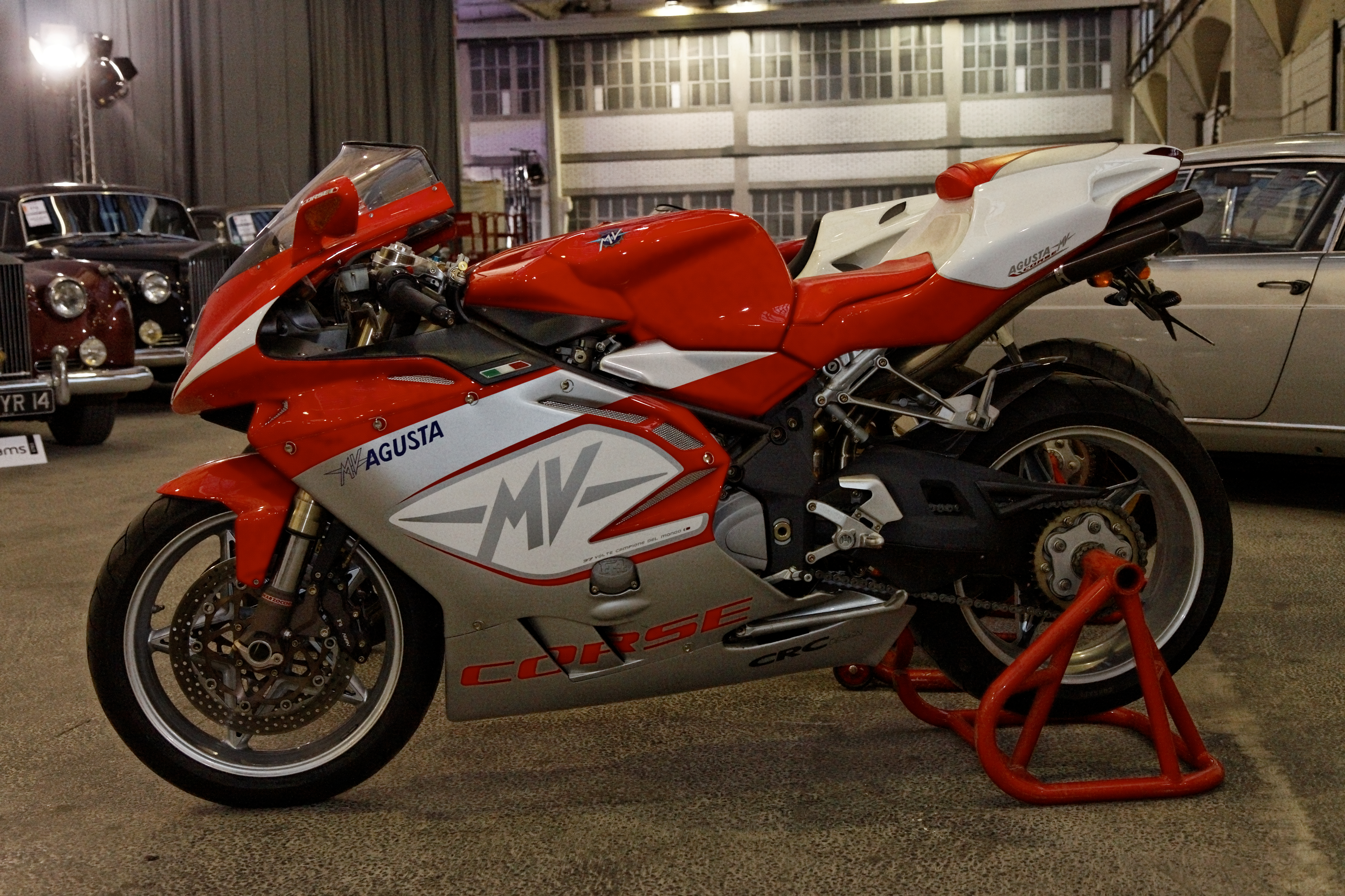 MV Agusta F4 1000 S 2006 images #113595
