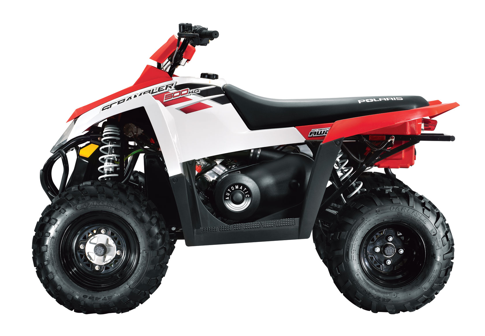 Polaris Scrambler 500 2008 images #121289