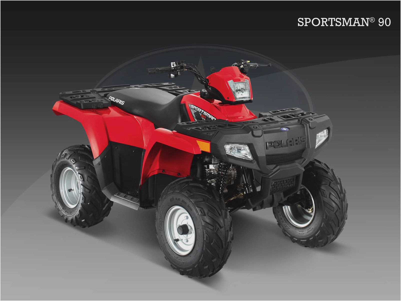Polaris Sportsman 90 2006 images #175586