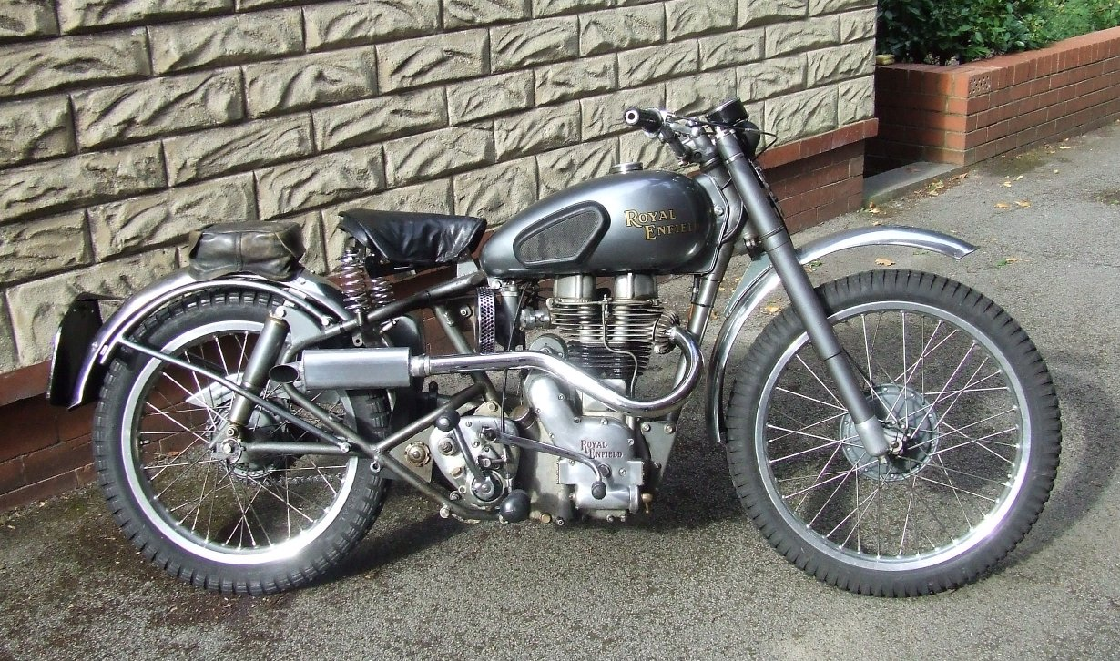 Royal Enfield Bullet 500 Trial Trail 2001 images #122963