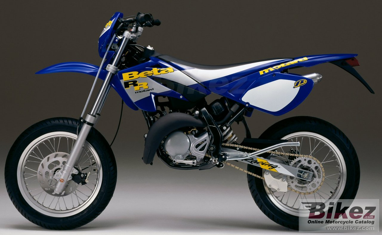 Beta RR 50 Super Motard 2003 images #64001