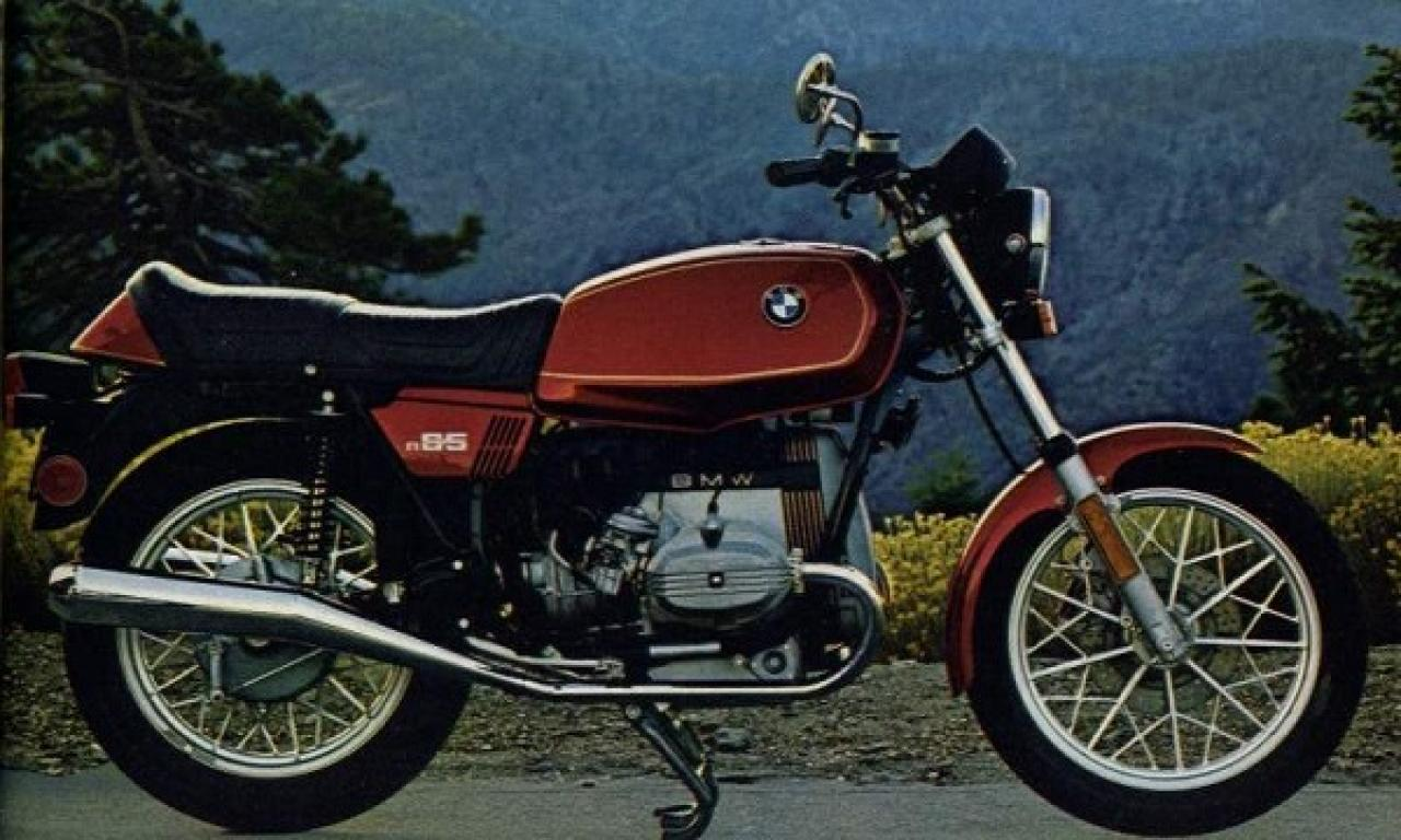 BMW R45 (reduced effect) 1985 images #77163