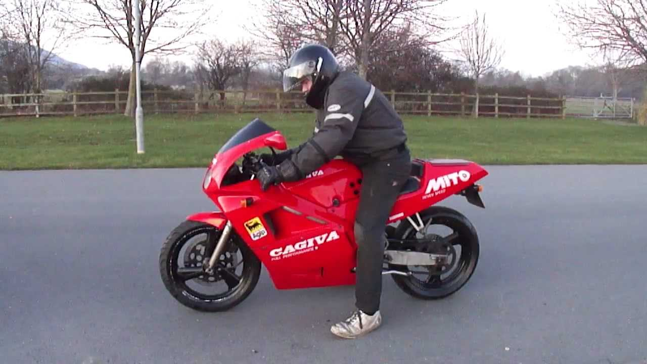 Cagiva Planet 125 1999 images #67379