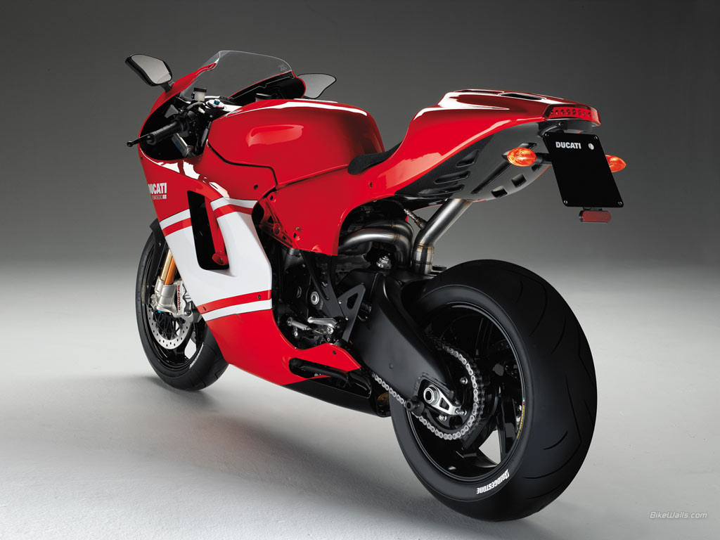 Ducati Desmosedici RR wallpapers #12032