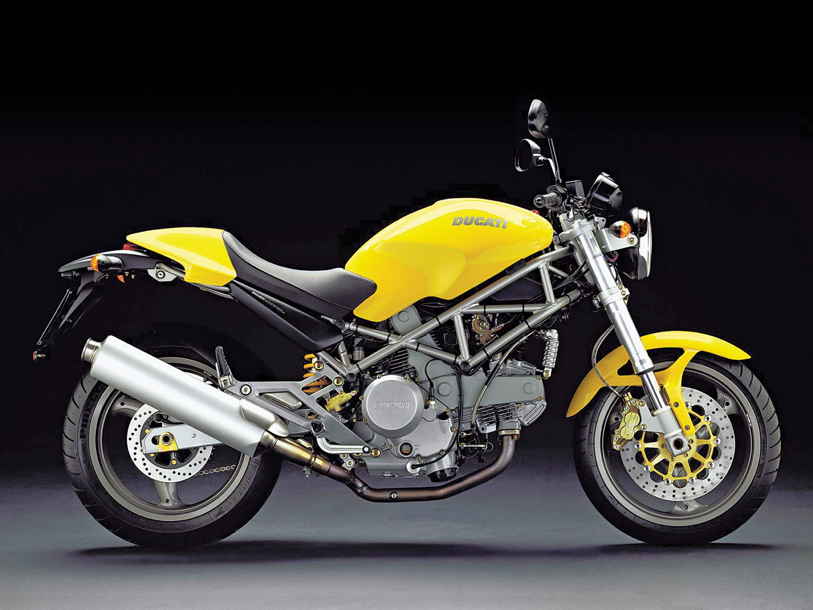 Ducati Monster 800 images #154664