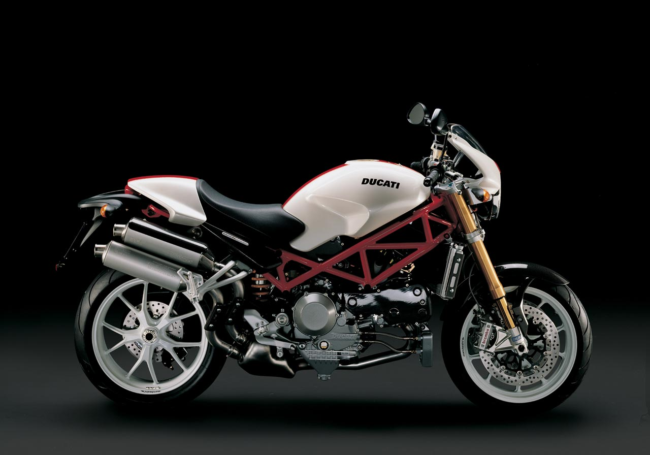 Ducati Monster S4R wallpapers #149114