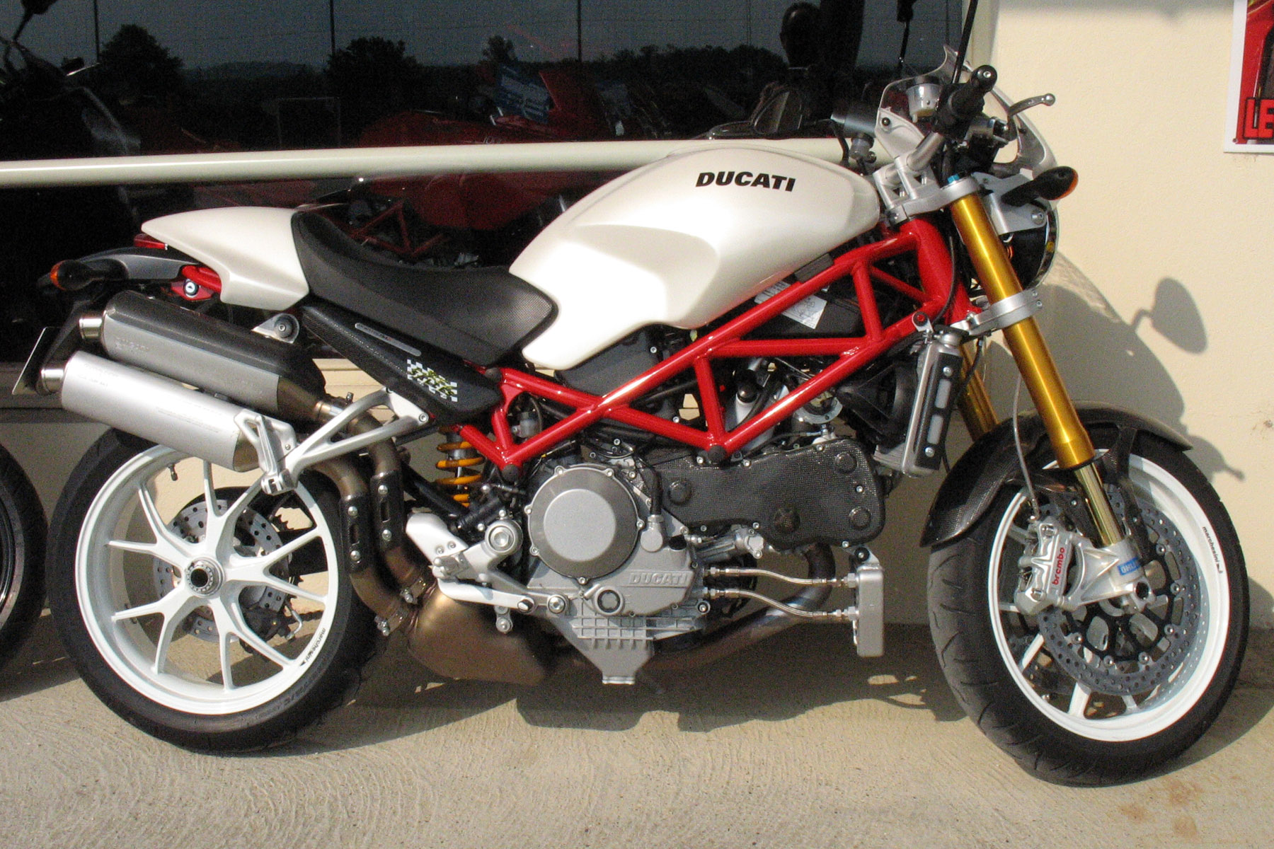 Ducati Monster S4R S Testastretta wallpapers #12330