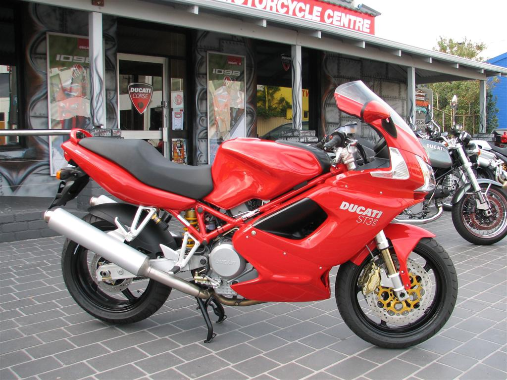 Ducati ST3 S ABS 2006 images #79243