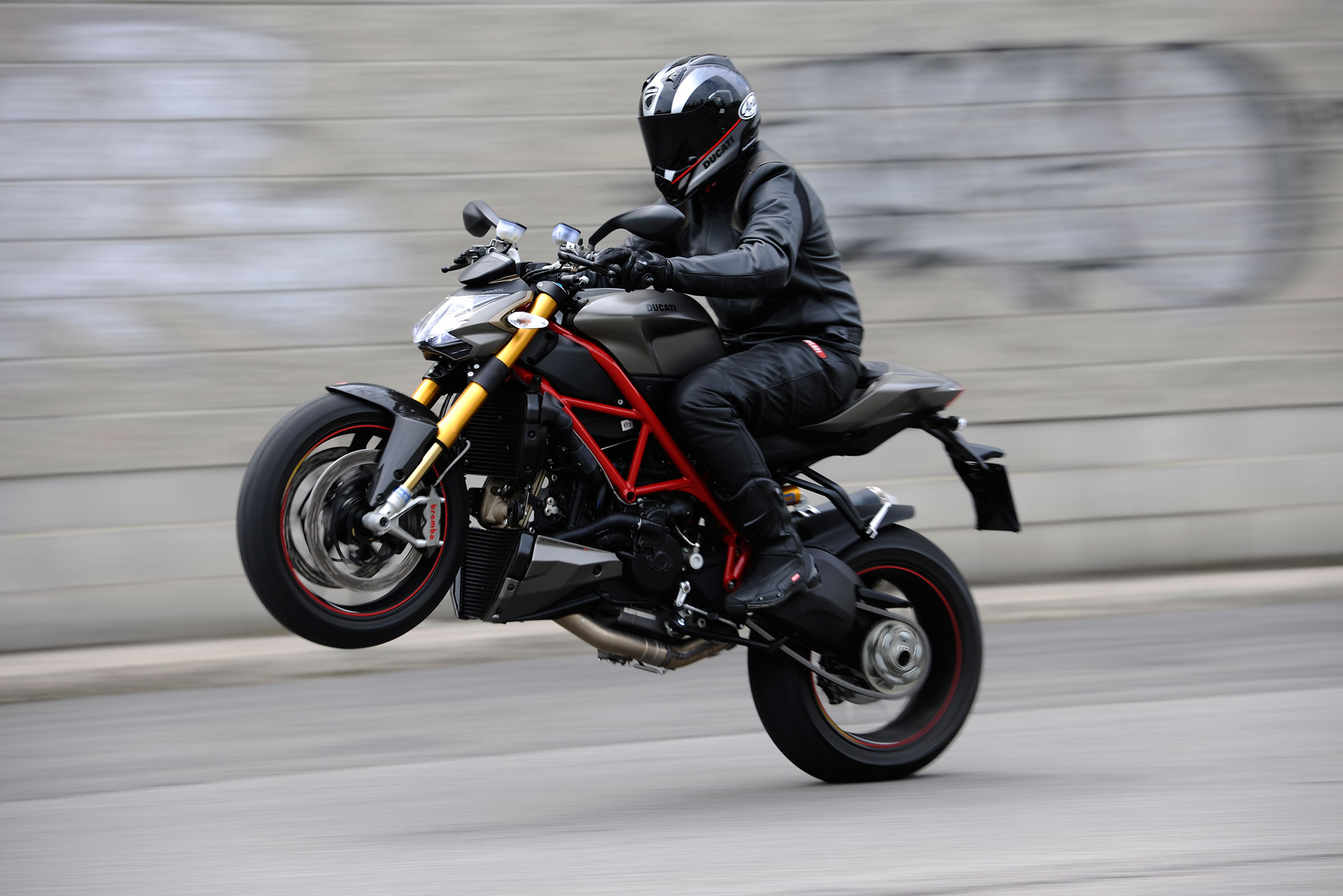 Ducati Streetfighter 848 wallpapers #13424