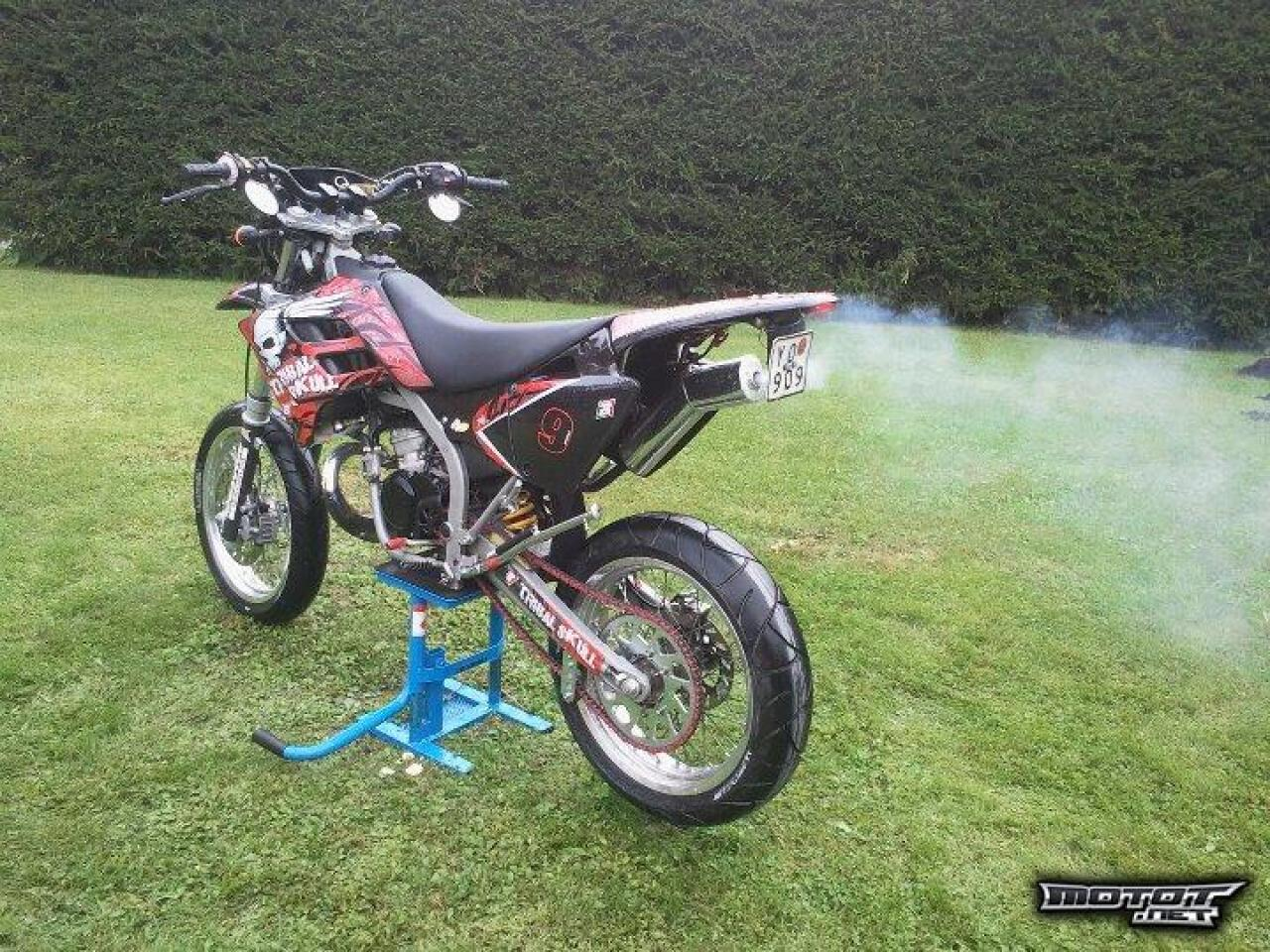 GAS GAS EC 50 Rookie 2002 images #94418