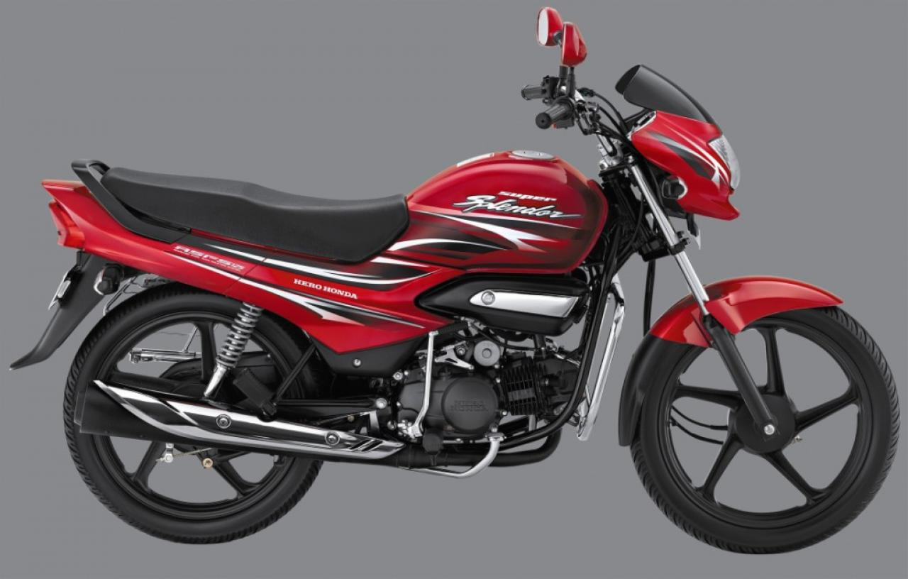 Hero Honda 125 Super Splendor 2008 images #74796